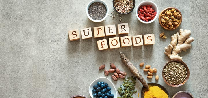 The Best Superfoods For People With Crohn's Disease