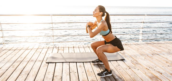 The Best Leg Exercises For Stronger Glutes And Quads