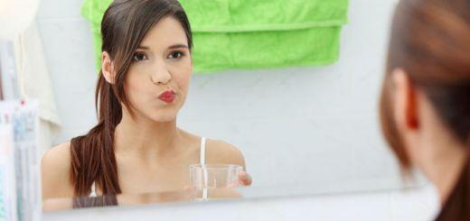 DIY Cinnamon Mouthwash For Bad Breath