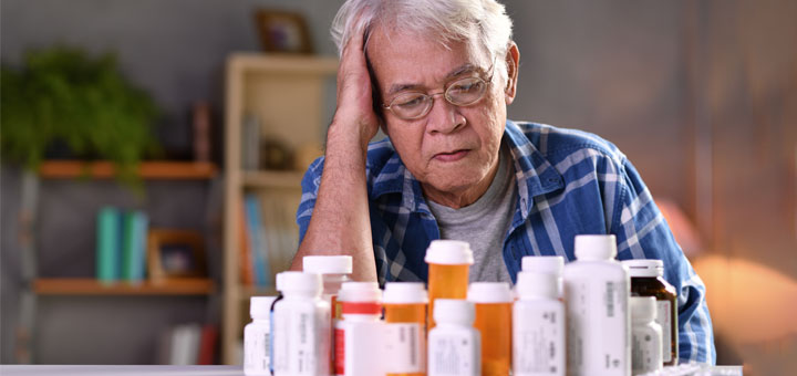 These Common Medications May Cause Dehydration
