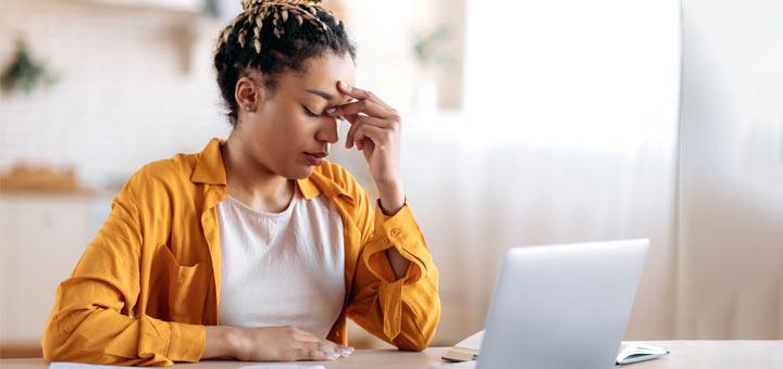 Brain Fog: A Lingering Symptom From COVID-19 Illness