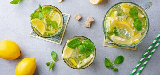 3 Detoxifying Iced Tea Recipes For A Slimmer Summer