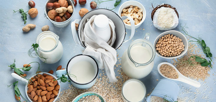What Ingredients To Avoid When You Buy Plant-Based Milks