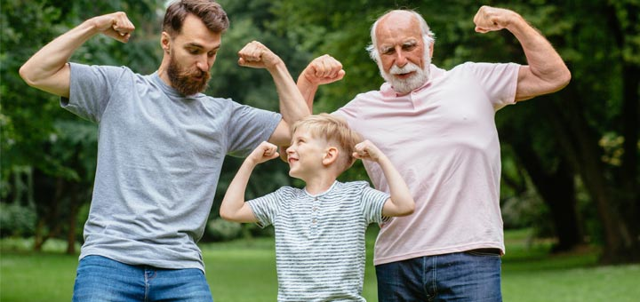 Top 5 Health Tips For Dad This Father's Day