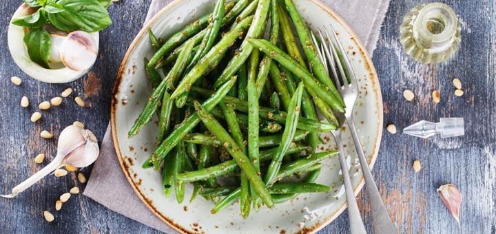 Sautéed Garlic Green Beans