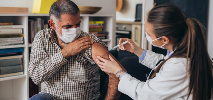 Health Officials Debunk Common Myths About COVID-19 Vaccines