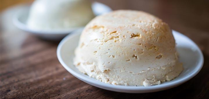 "Raw Vegan Almond Feta ""Cheese"""