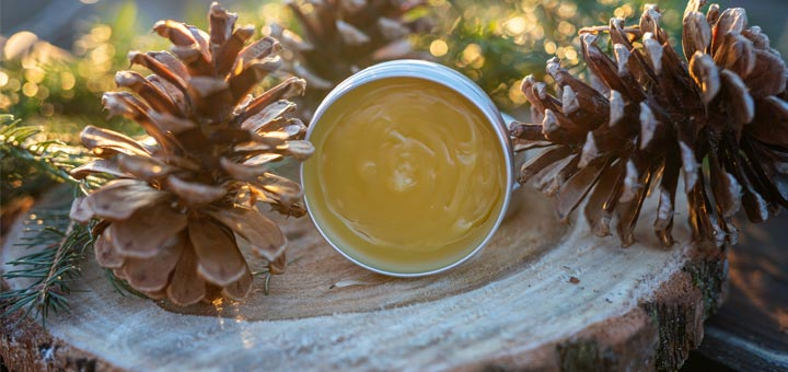 DIY Antibacterial Ointment For Minor Cuts And Burns