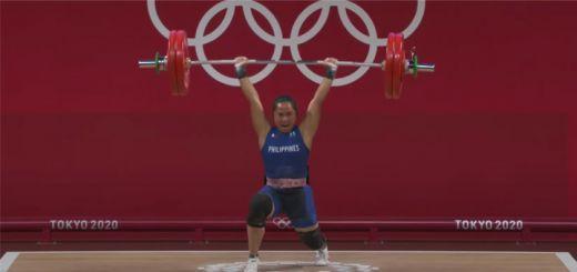 Weightlifter Wins Philippines' First-Ever Olympic Gold Medal
