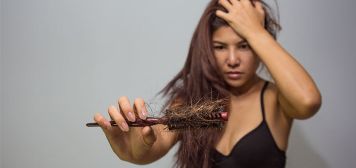 Natural Ways To Prevent Hair From Falling Out in Summer