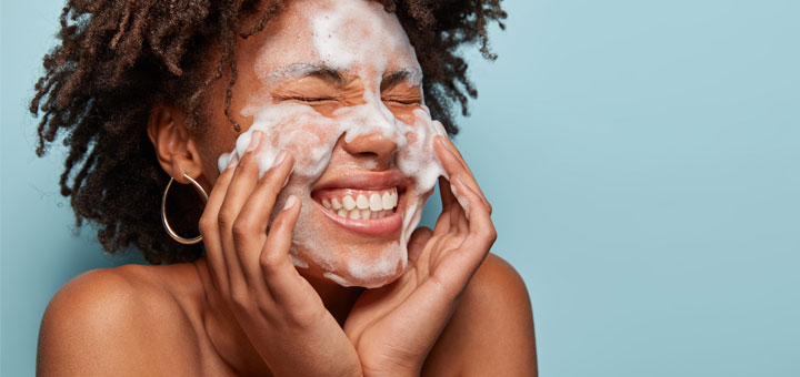 2 Ingredient All Natural Face Wash