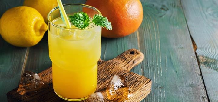 DIY Citrus Electrolyte Drink