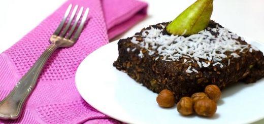 6-Ingredient Raw Vegan Brownies