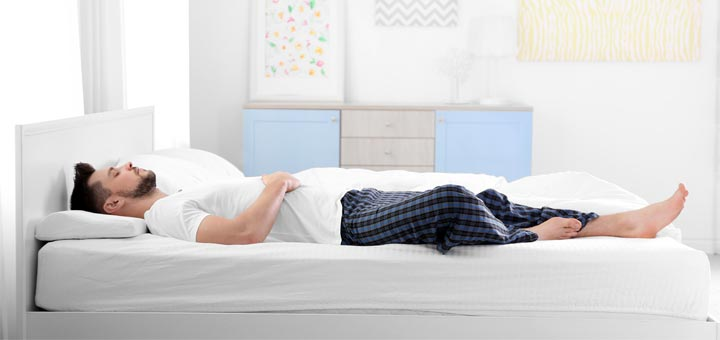 Can Sleeping On Your Back Solve Your Sleep Issues?