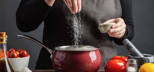 What To Know About The FDA's New Salt Guidelines